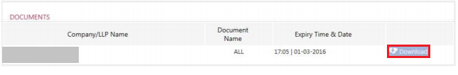MCA Portal - Documents