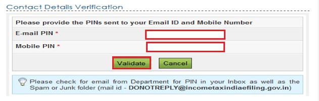 e-Nivaran Verification Page