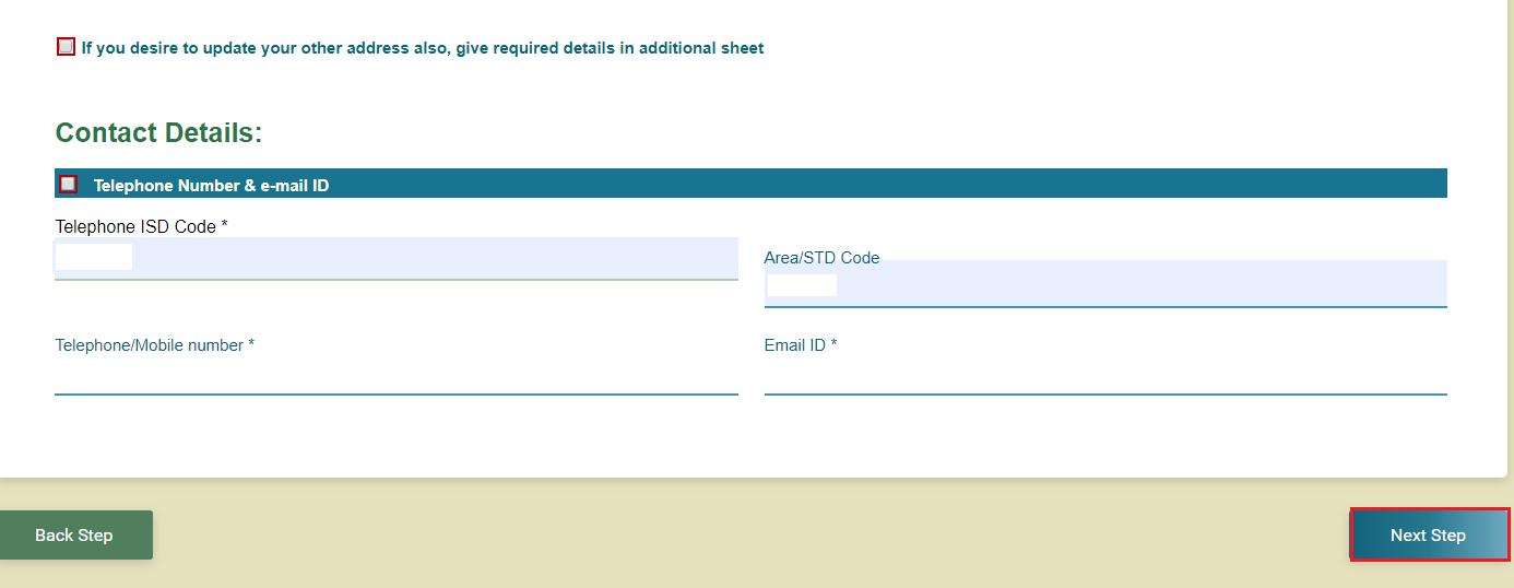 UTIITSL - Contact Details